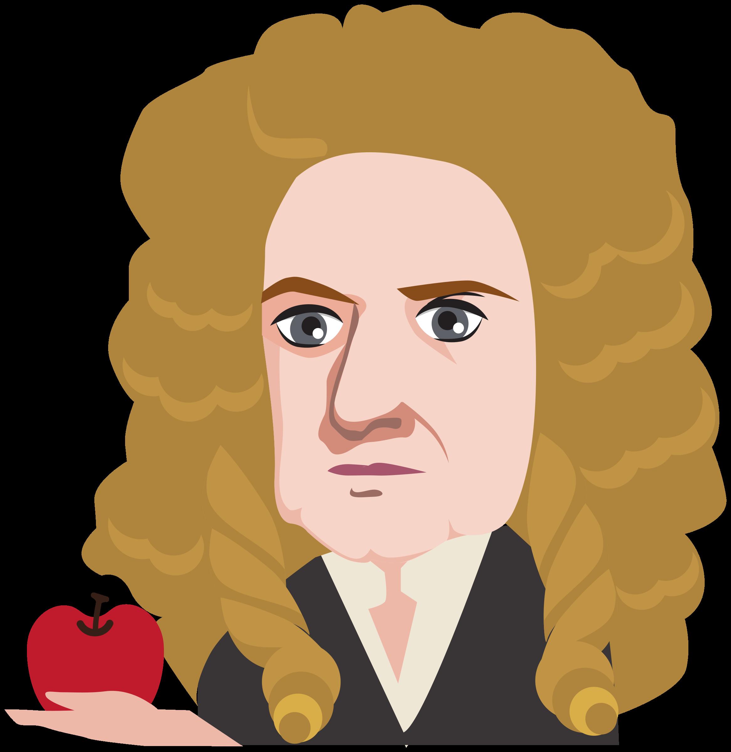 ニュートンさん
