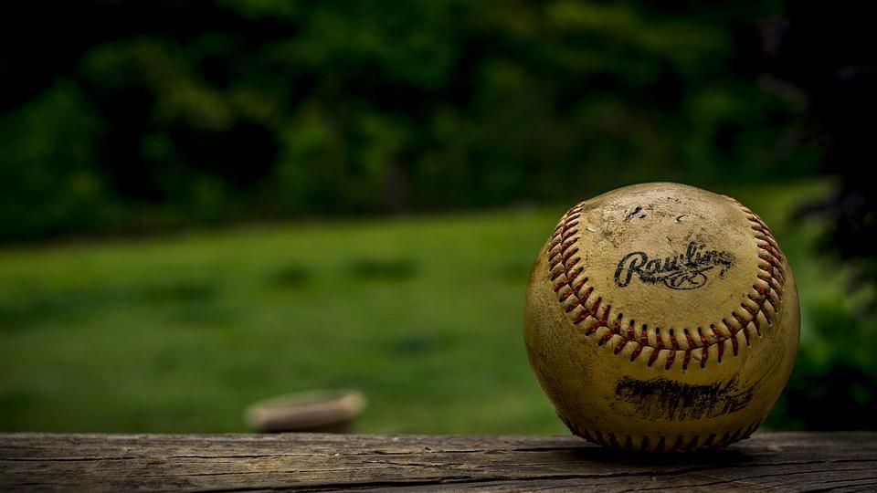 汚れたボール