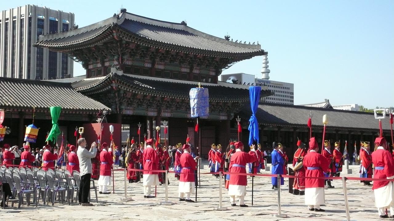韓国孔子の祀り